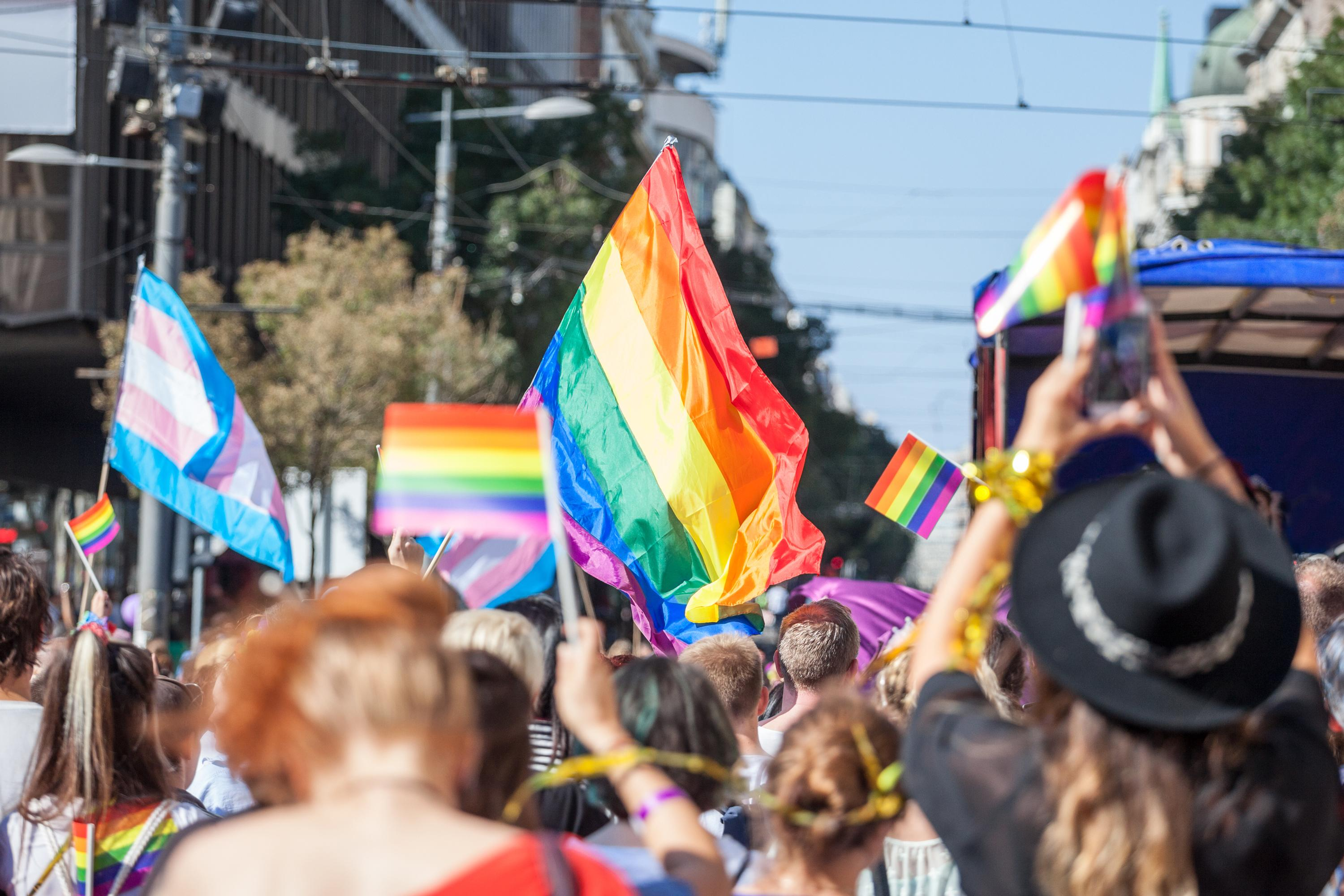 Here are the best US states for LGBT employees
