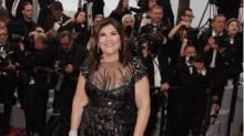 ¿Qué hace la madre de Cristiano Ronaldo en Cannes?