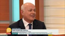 Iain Duncan Smith rapped Eminem to mock Diane Abbot on Good Morning Britain and it was glorious