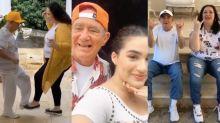 Renato Aragão diverte os fãs com coreografias nas redes sociais