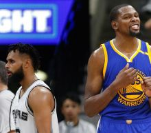 Kevin Durant: 'I made the 100 percent correct decision' to join Warriors