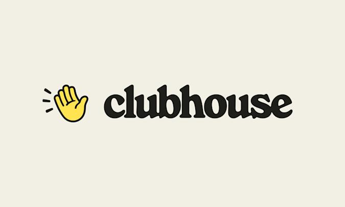 Clubhouse new logo