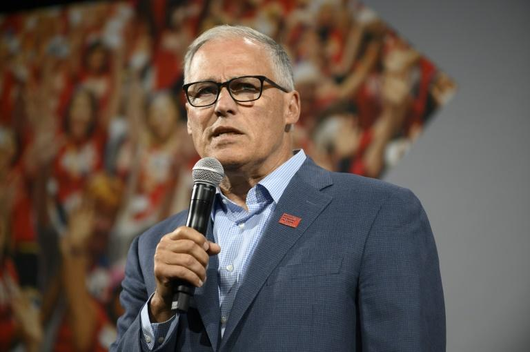Washington Governor Jay Inslee built his campaign for the Democratic presidential nomination around the issue of tackling climate change