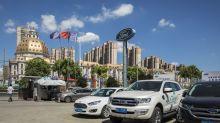 Autos de EE.UU. pierden terreno en China por conflicto comercial