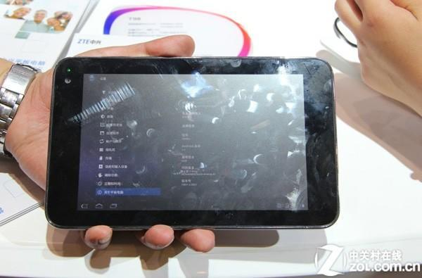 ZTE T98 tablet with next-gen NVIDIA Tegra 3 processor spotted in Beijing