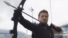 Captain America: Civil War Pits Black Widow Against Hawkeye