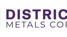 District Commences SkyTEM Survey at the Tomtebo Property