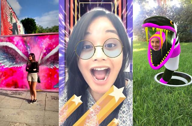 Snapchat's latest Lens creation tools bring 2D objects to life