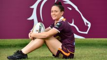 Breayley nominated for women's Dally M
