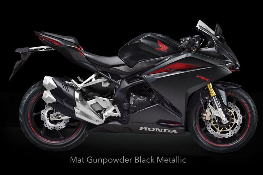 Mat Gonpowder Black Metallic