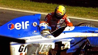 Formula 1, l'incredibile salvataggio di Ayrton Senna