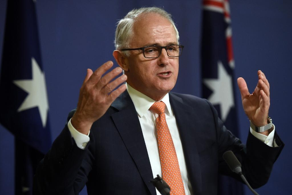 Australia's Prime Minister Malcolm Turnbull has long been seen as in favour of action on climate change