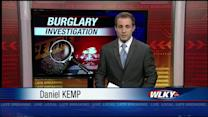 Police: Suspect confesses to year-old burglaries