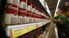 Stocks - Campbell Soup Swings Pre-market; Apple, Amazon Rise; Dollar General Falls