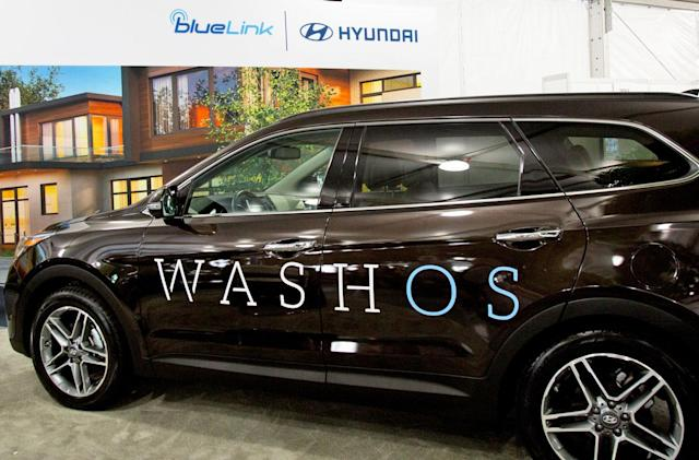 Hyundai adds on-demand car washes to its Blue Link service
