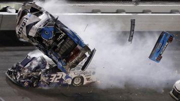 Ryan Newman suffered head injury in Daytona 500 crash, no timetable for return to racing