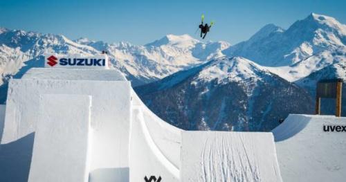Ski - Première mondiale : Andri Ragettli replaque, en ski, un quadruple cork 1800