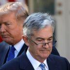 Trump rages as Fed cuts rates a second time: 'No guts, no sense, no vision'
