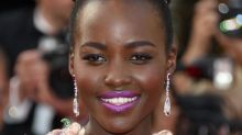 Beauty at Cannes: From Lupita Nyong'o to Zoë Kravitz
