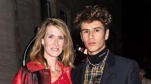 Ellery Harper, Laura Dern's Son, Made His Runway Debut at Calvin Klein