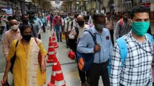 India's coronavirus infections surge to 5.82 million