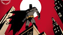New'Batman: The Animated Series' tie-in comic from producers coming to DC in April