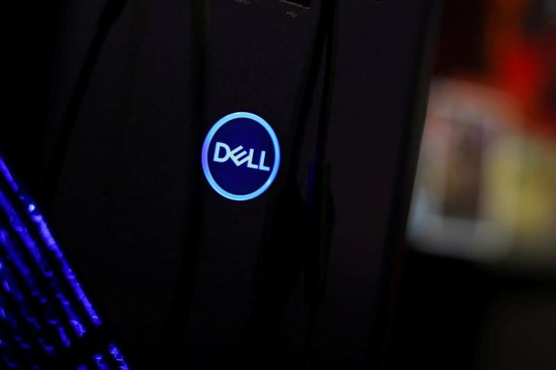 Dell Near Deal To Swap Out Dvmt Tracking Shares Wsj