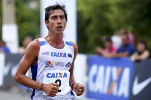 Caio Bonfim vence os 20 km da Copa Brasil Caixa de Marcha Atlética