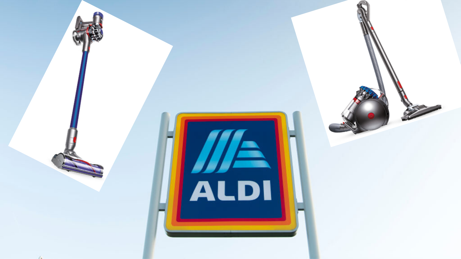 Aldi will save you $200 on Dyson vacuums just for today