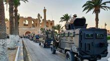 França, Alemanha e Itália ameaçam com sanções violação de embargo de armas na Líbia