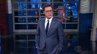 "Late-Night Hosts Call Out Trump for Blaming Charlottesville Violence on ""Both Sides"" 