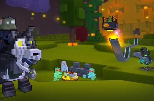 Play Trove for free this weekend