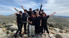 Aussie beats life-long struggle to climb highest mountain