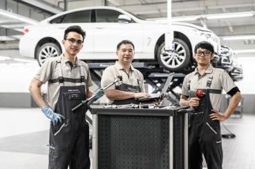 BMW / MINI總代理汎德公司全台展示暨服務中心 2021年春節服務時間