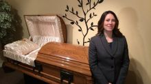 Meet Amy Kilbride, embalmer and funeral director