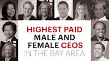 The Bay Area's highest paid women CEOs make much less than the highest-paid men CEOs