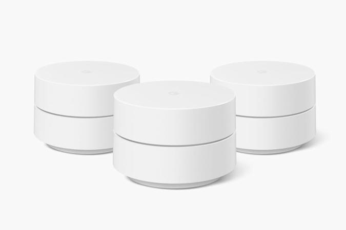 Google WiFi mesh router 3-pack