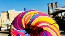 Food trends: i rainbow bagel conquistano New York