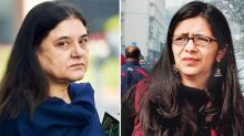 In Delhi, it's Maneka vs Maliwal over setting up of crisis cells for women