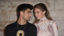 Gigi Hadid está embarazada: su historia de amor con Zayn Malik en imágenes