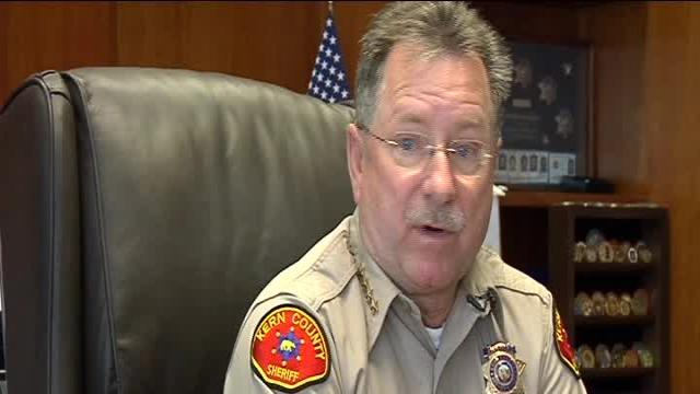 Sheriff Donny Youngblood talks about Taft Union High School shooting, gun control