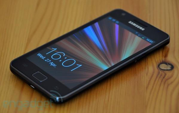 Samsung Galaxy S II said to be Verizon-bound in July (update: just a miscommunication)