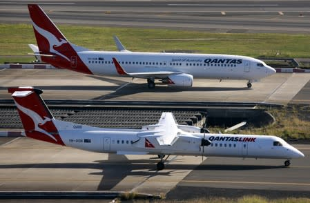 Australia's Qantas says it will not trim Alliance stake despite competition concerns