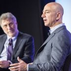Jeff Bezos helped the Washington Post 'take advantage of the gift the internet had to offer': Marty Baron