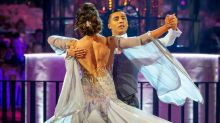 Karim Zeroual cries over chaotic 'Strictly' Waltz that puts him at risk of missing out on Blackpool