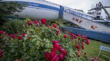 Übungsplatz, Gartenschmuck, Museumsstück: Odyssee einer Tupolew