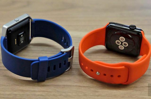 Fitbit is reportedly still struggling to make a smartwatch