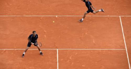 Tennis - ATP - Monte-Carlo - Pierre-Hugues Herbert et Nicolas Mahut qualifiés pour la demi-finale du double