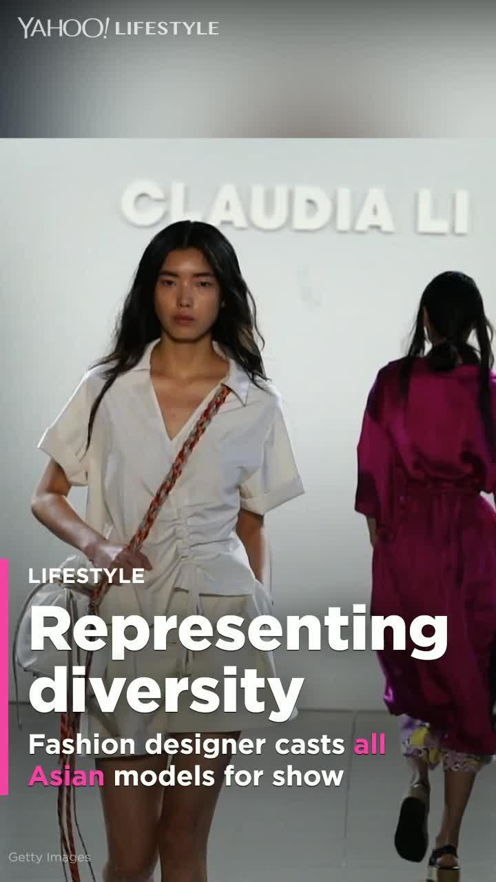 For Asian life style show