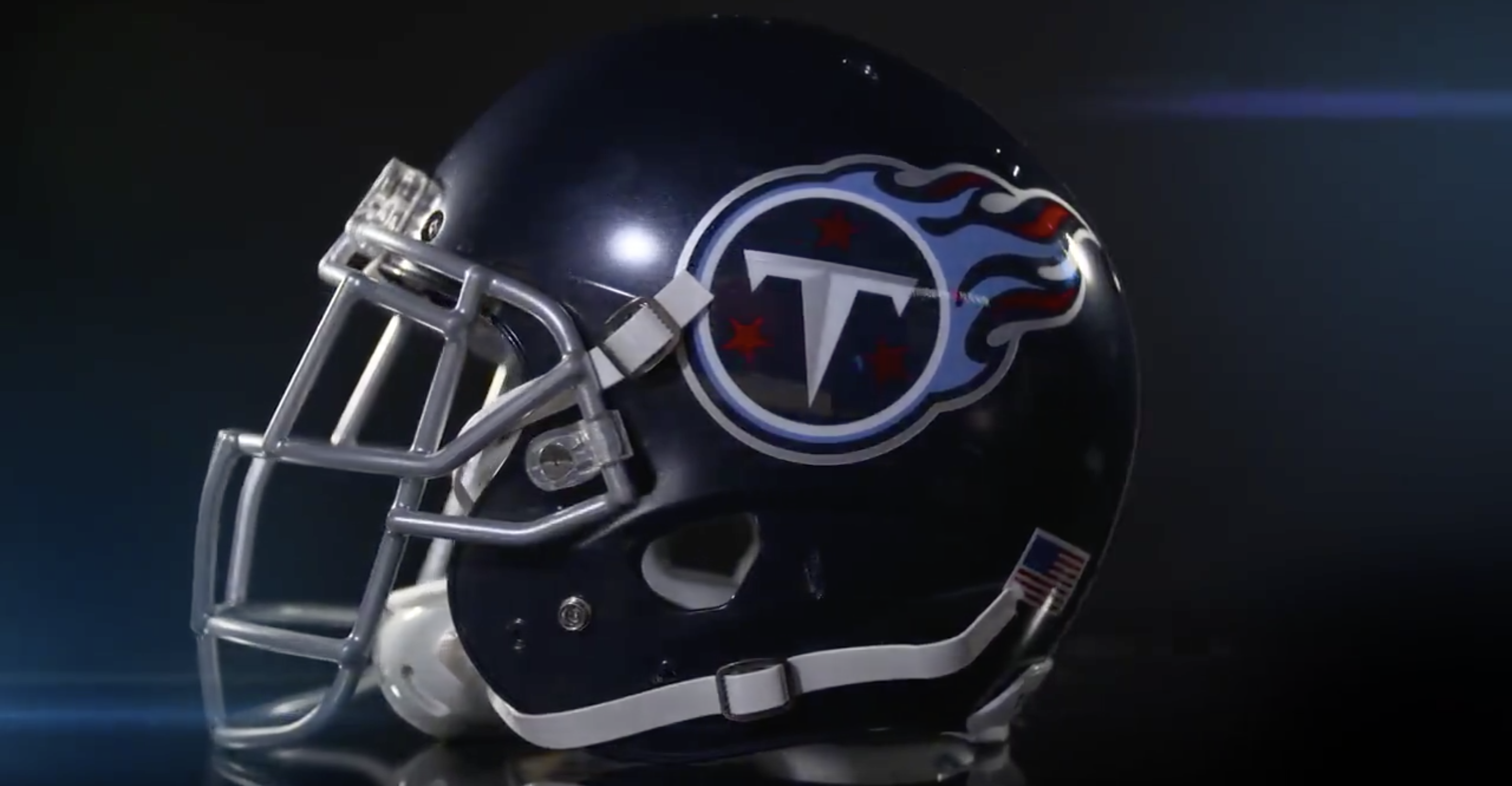 The Tennessee Titans Unveil Their New Uniforms